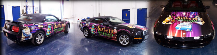 Indianapolis Indiana Vehicle Wraps Bus Wraps Graphics Bannr Printing Business Cards